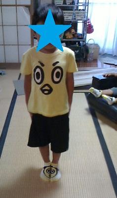20151002 ひよのやまソックスTシャツ
