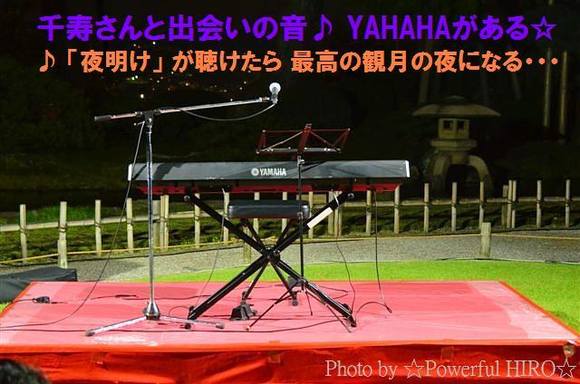 観月ミニコンサート (9)