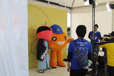 HTB Onちゃん祭り ソーラン武士 2015年9月6日 008