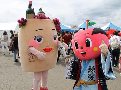 HTB Onちゃん祭り ソーラン武士 2015年9月6日 040