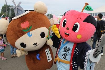 HTB Onちゃん祭り ソーラン武士 2015年9月6日 042