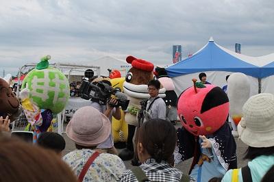 HTB Onちゃん祭り ソーラン武士 2015年9月6日 050