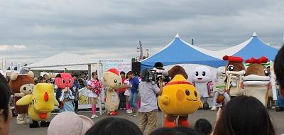 HTB Onちゃん祭り ソーラン武士 2015年9月6日 080