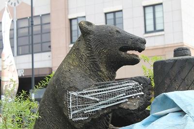 ニッカ熊修復 2015-09-12(2)