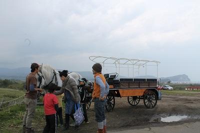 馬車で巡る  2015-10-11 (2)