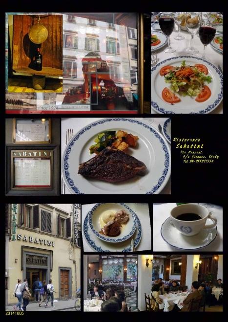 0組写真 イタリア料理 Sabatini 画像 01