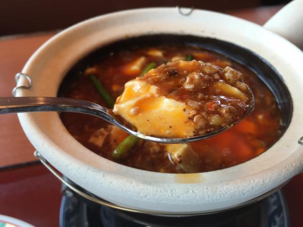 麻婆豆腐スプーン8