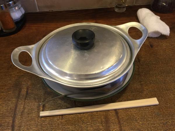 鍋焼きうどん5