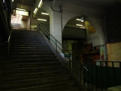 鶴見線 国道駅