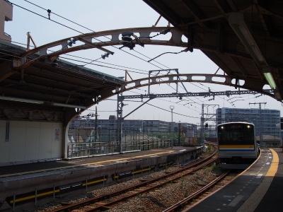 鶴見線 国道駅 205系