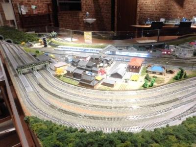 鉄道カフェ (4)