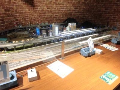 鉄道カフェ (5)