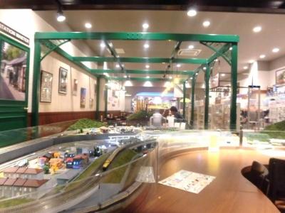 鉄道カフェ (6)