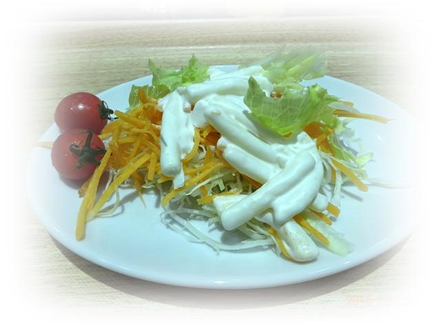 DSC03087朝食サラダ