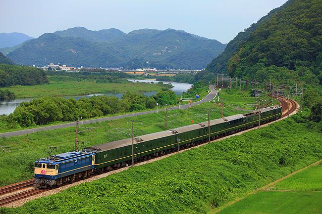 岡山の地でトワイライト