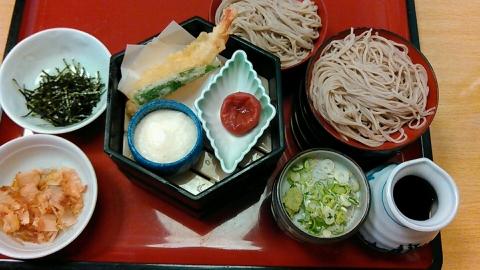 サガミ 法隆寺 そば食べ放題 201508 (12)