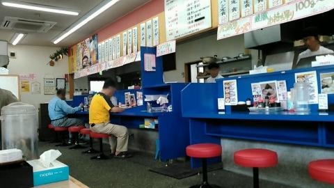 来来亭 斑鳩店 (2)