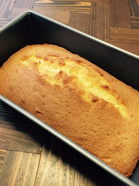 パウドケーキ
