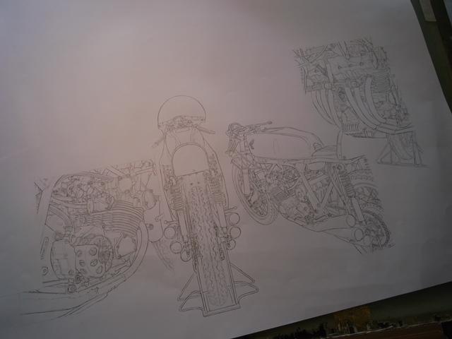 250cc6気筒の・・・