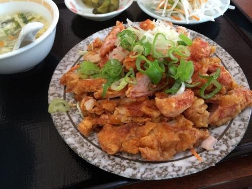 2015-09-21油淋鶏