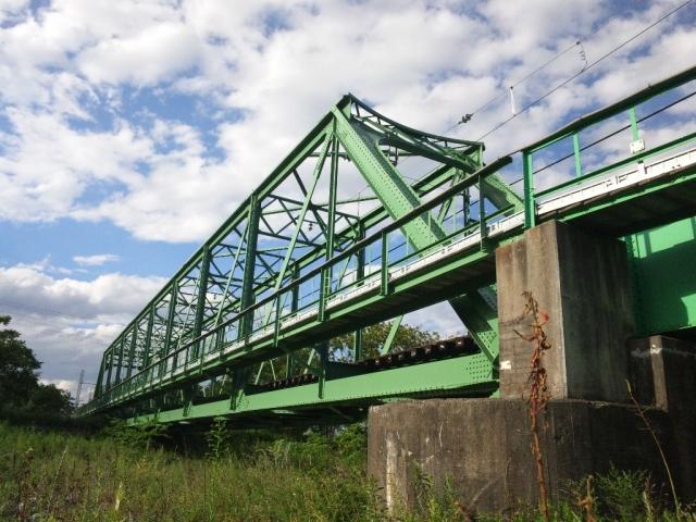 穂高川橋梁 (5)