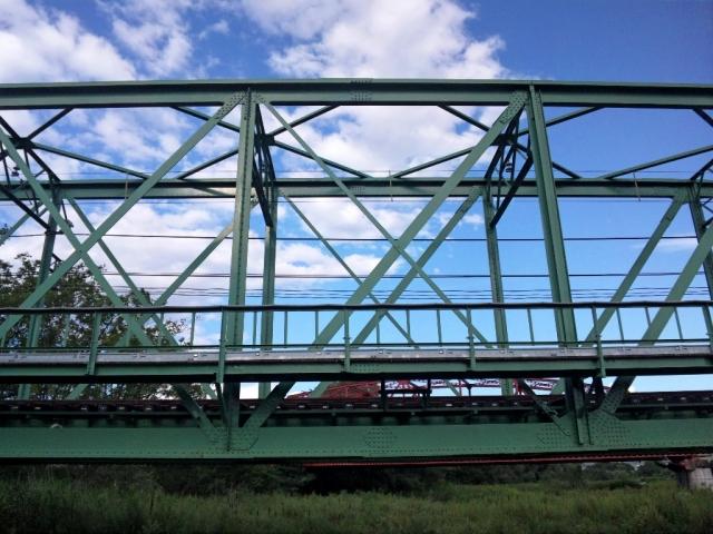 穂高川橋梁 (3)