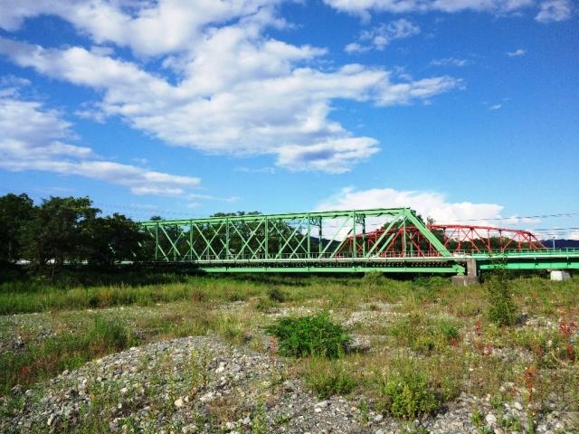 穂高川橋梁 (4)