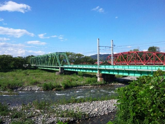 穂高川橋梁 (10)