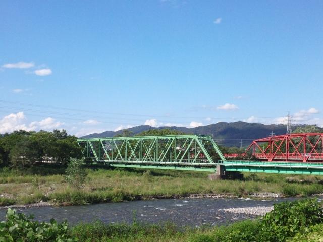 穂高川橋梁 (7)