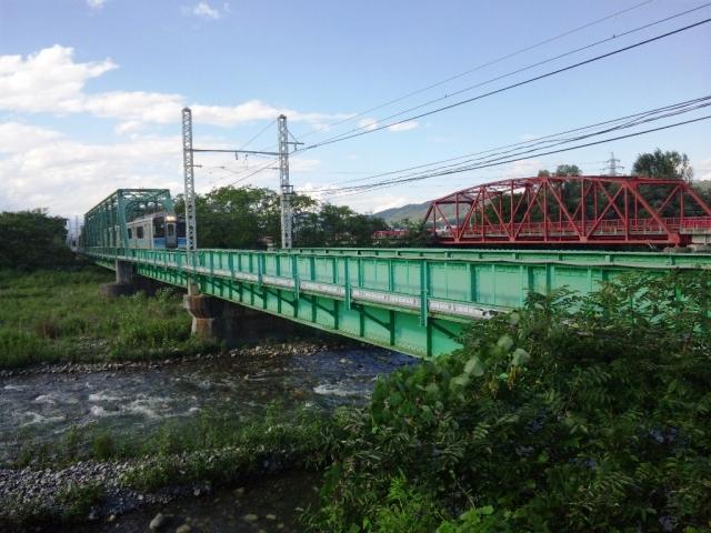 穂高川橋梁 (9)