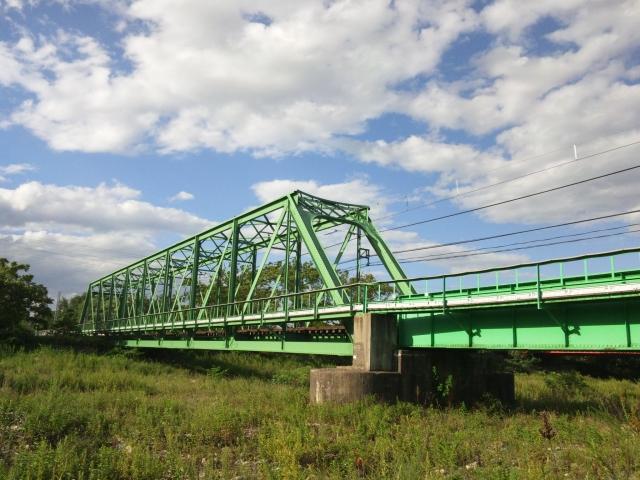 穂高川橋梁 (8)