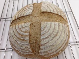 全粒粉のパン2