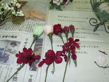 オータムスイング_花材4