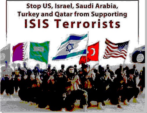 Stop US,Israel,Saudi Arabia