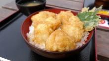 ハモ天丼2