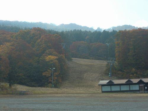 003岩木山紅葉