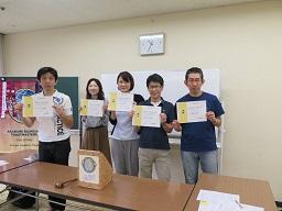 20150905 J contestants