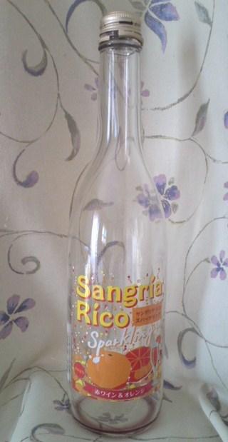 サングリア リコ スパークリング 赤ワイン&オレンジ