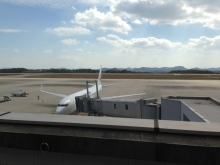 広島空港♪