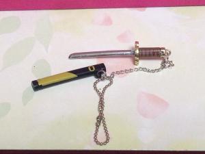 ミニチュア刀剣2