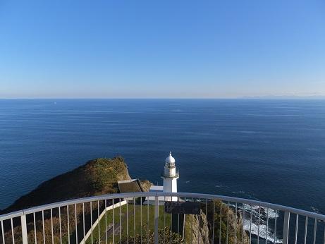 チキウ岬灯台3