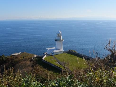 チキウ岬灯台1