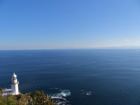 チキウ岬灯台2