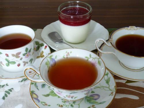 世界3大紅茶飲み比べ3