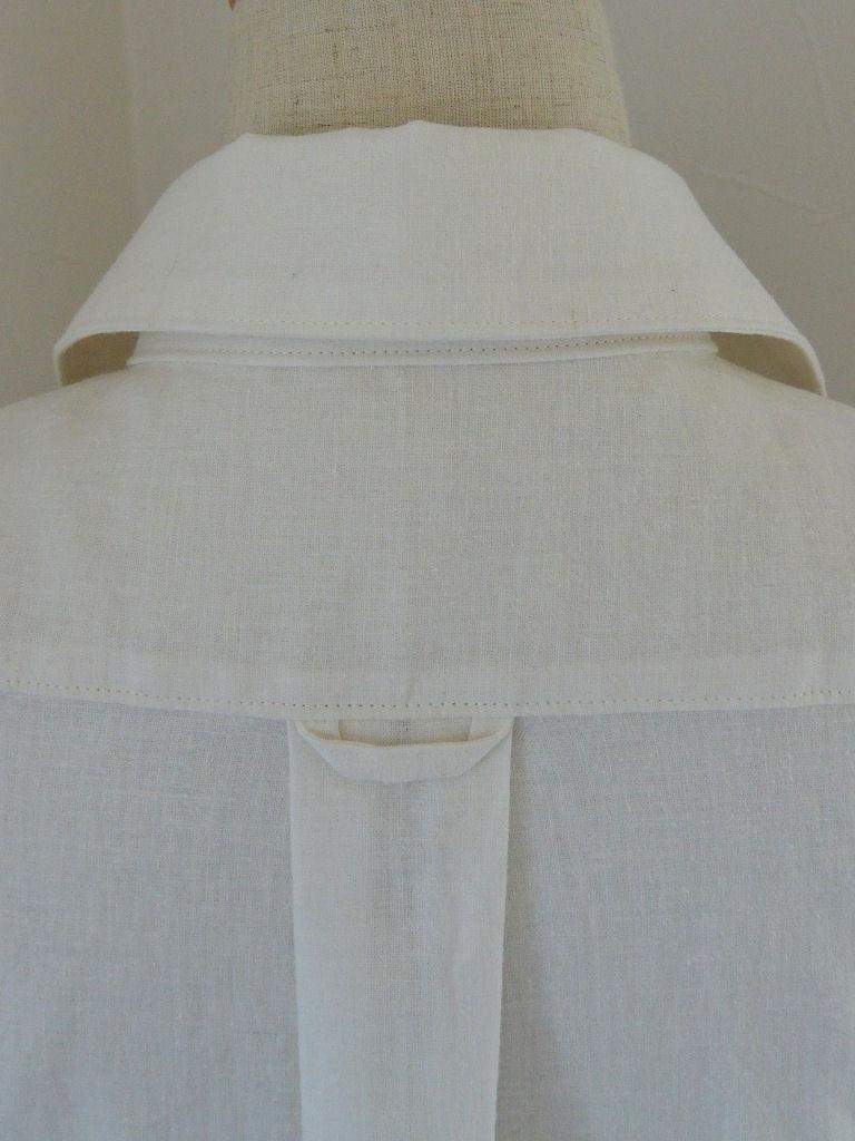 白シャツ5