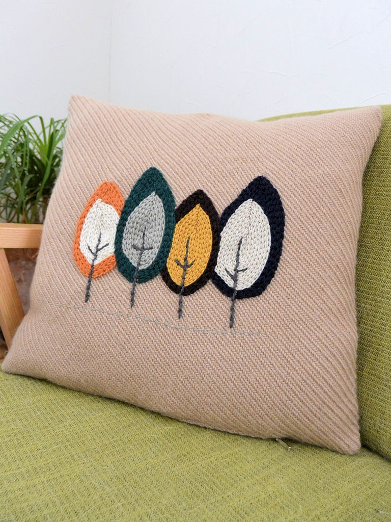 ウール刺繍2