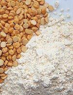 besan flour chibichibi