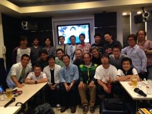【スタッフ】2014年度新スタッフ歓迎!親睦会