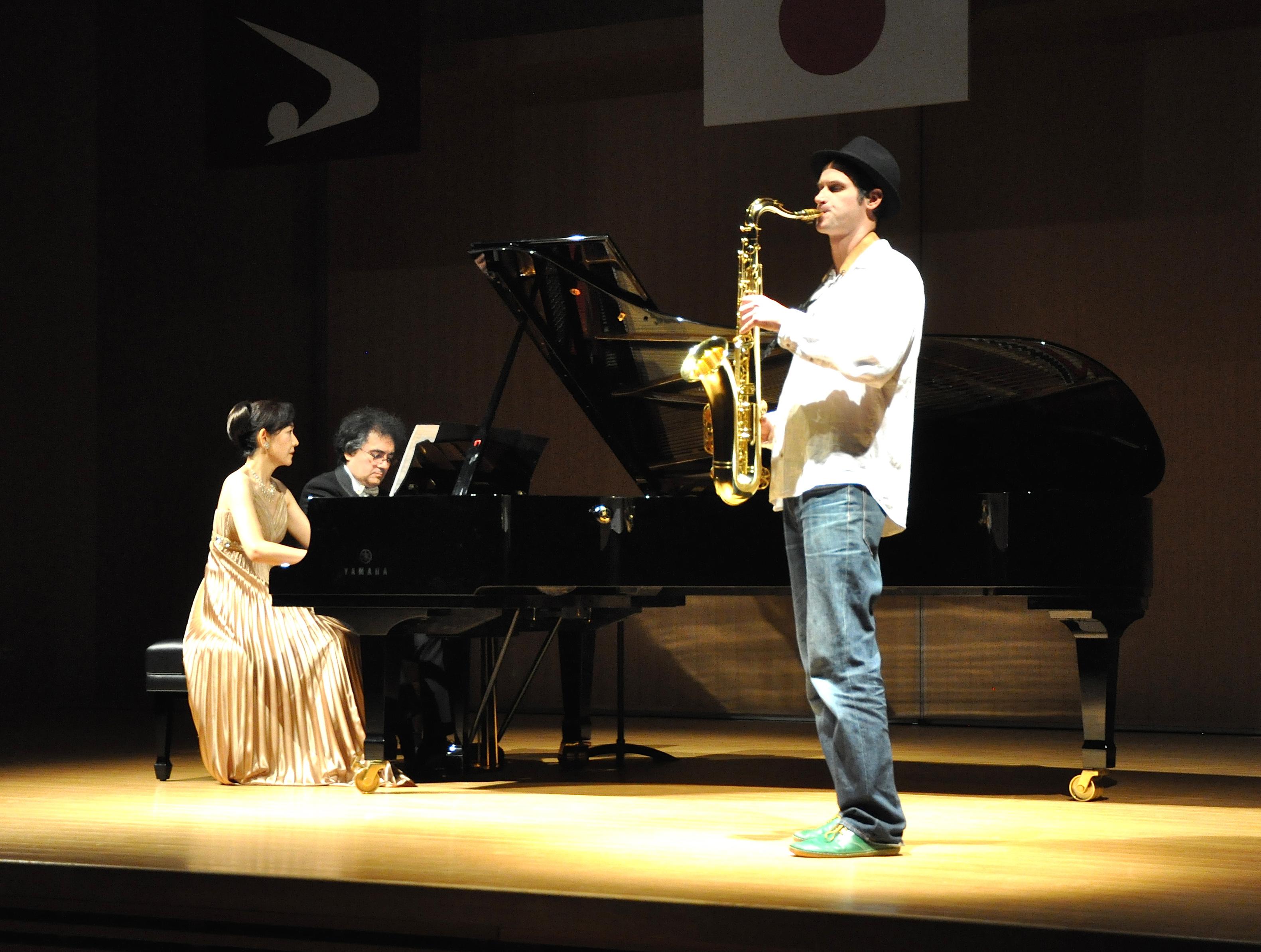 秋田コンサート1