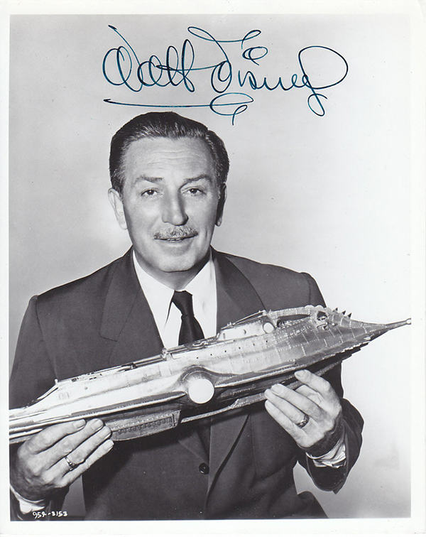 Walt Disney 11 with_the_nautilus